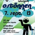 Plakat Jungschützenparty 2013