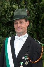 1. Zugführer Thorsten Oevel