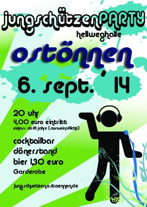 Jungschützenparty 2014