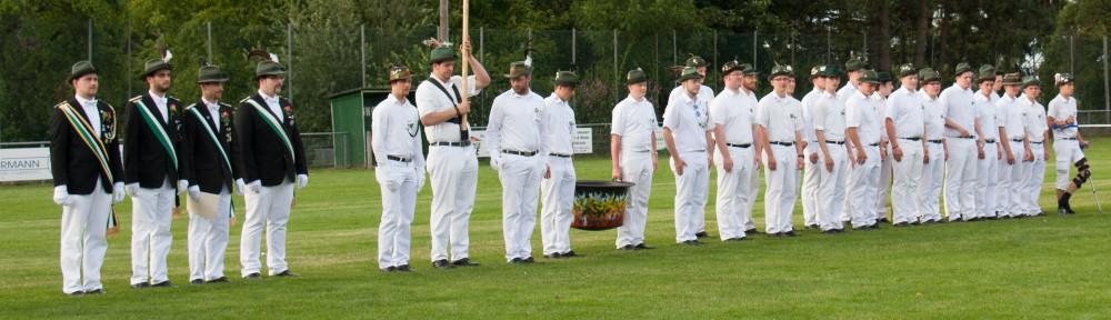 Jungschützentaufe 2014