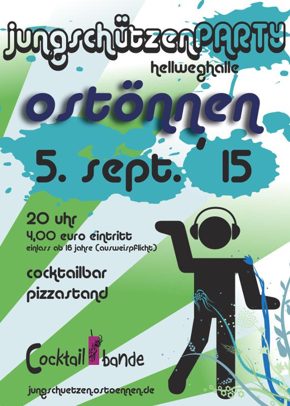 Jungschützenparty Ostönnen 2015