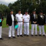 langfährige Mitglieder Schützenverein Ostönnen 2016