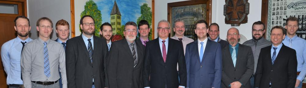 Vorstand Schützenverein Ostönnen-Röllingsen 2019